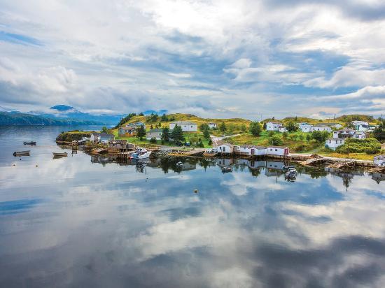 Newfoundland and Labrador, Canada: Little Harbour East