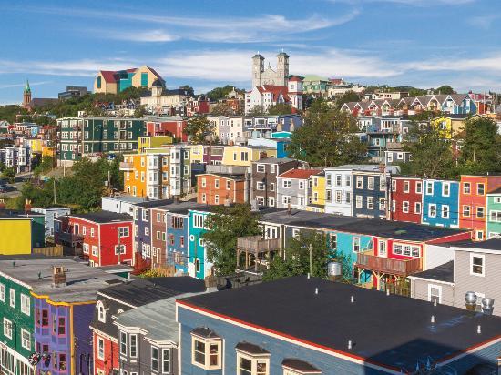 Newfoundland and Labrador, Canada: St. John's