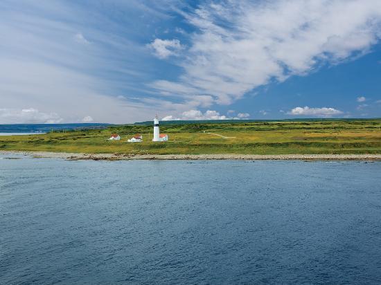 Newfoundland and Labrador, Canada: Point Amour Lighthouse, Labrador