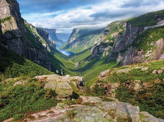 Newfoundland and Labrador, Canada: Gros Morne National Park