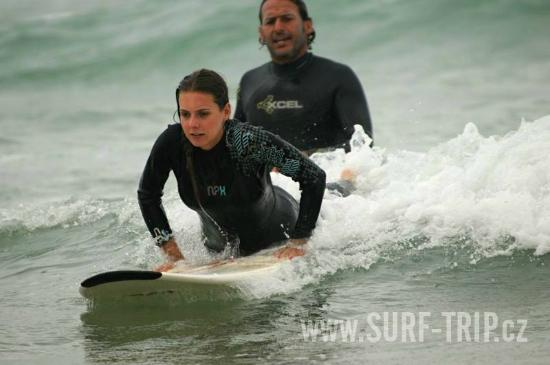 Vive le Surf - Day Classes