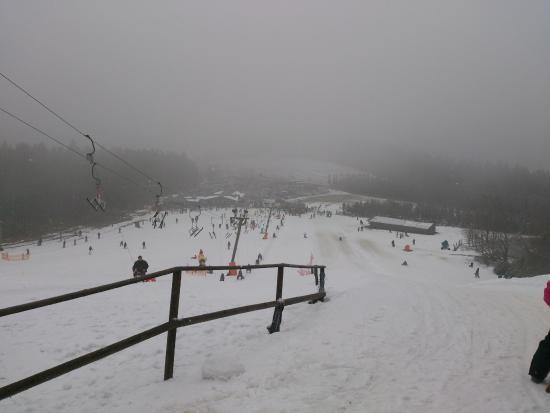 Sahnehang: Winterberg