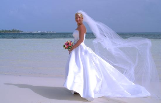 Bluff House Beach Resort & Marina: Bluff House Beach Wedding