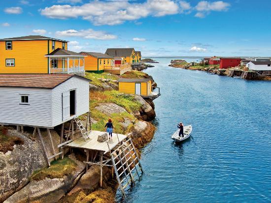 Newfoundland, Canada: Newtown