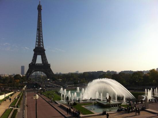 View picture of trocadero paris tripadvisor for Aquarium de paris jardin du trocadero