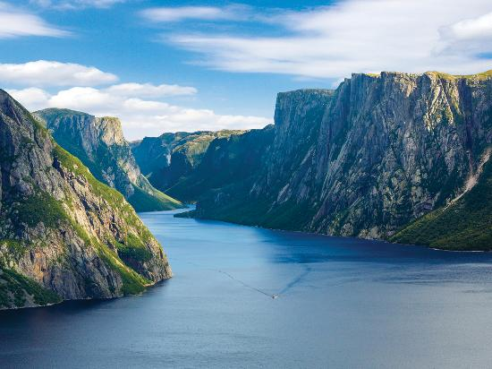 Newfoundland, Canadá: Gros Morne National Park