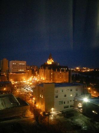 Radisson Hotel Saskatoon: Awesome views day and night
