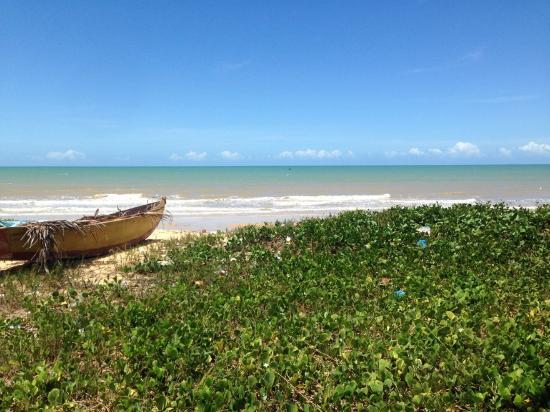 Alcobaca Beach: Foto da praia