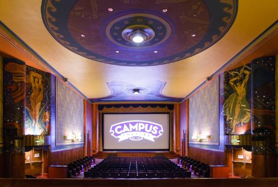 ‪The Campus Theatre‬