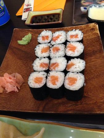 Zen: Maki de salmón