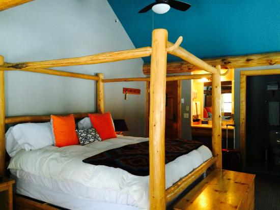 The Bivvi Hostel: Room 205