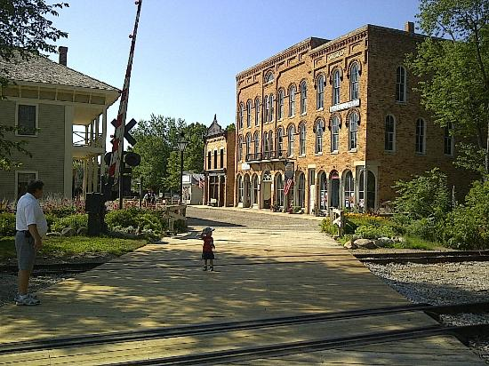 Crossroads Village & Huckleberry Railroad
