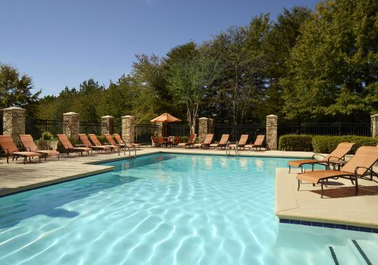 Atlanta Marriott Alpharetta : Outdoor Pool