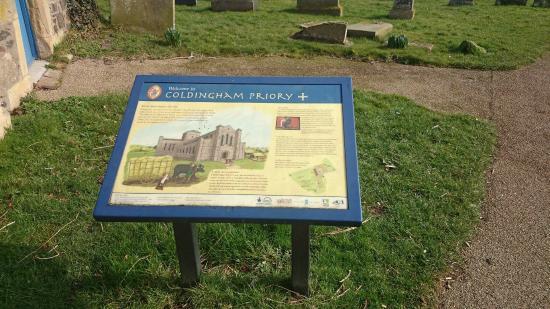Coldingham Priory: Sample Interpretation