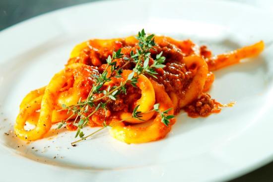Ristorante Pizzeria Valfiore: Pici toscani