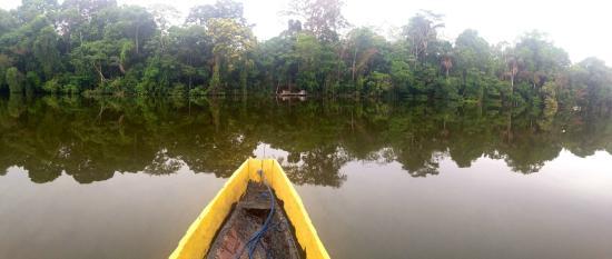 Chalalan Ecolodge: Lake Chalalan