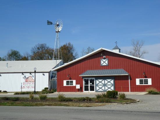 Pinckneyville, إلينوي: Illinois Rural Heritage Museum