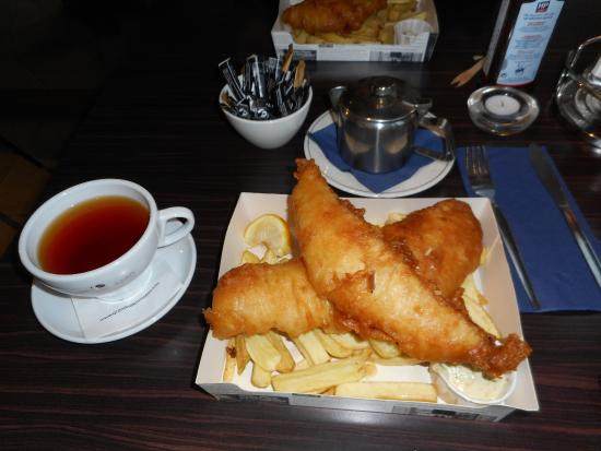 Best Food From Chinese Chippy
