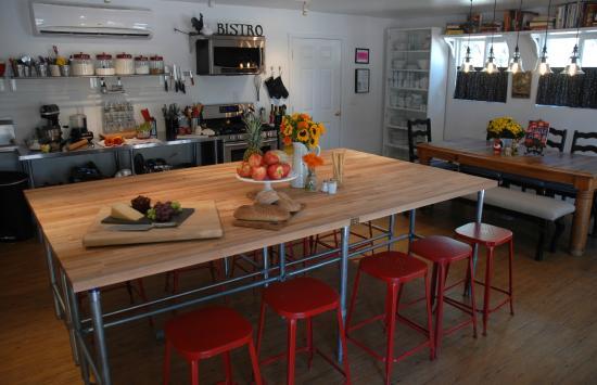 Bradley, Californië: Red Barn Kitchen