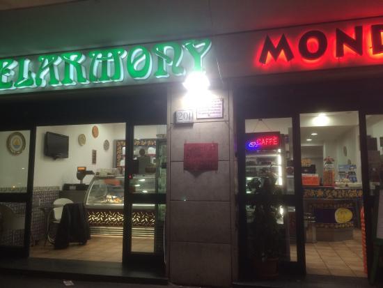 Mondo arancina roma via oderisi da gubbio 201 portuense ristorante recensioni foto - Cucina 89 gubbio ...