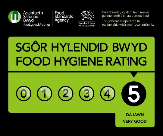 Our Food Hygiene Rating Picture Of Spice Quarter Cardiff