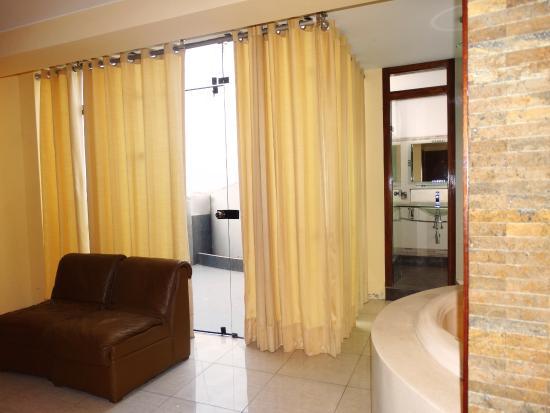 Gran Sipan Hotel: Habitación Matrimonial con jacuzzi