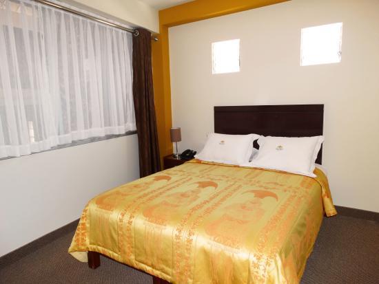 Gran Sipan Hotel: Habitación Individual
