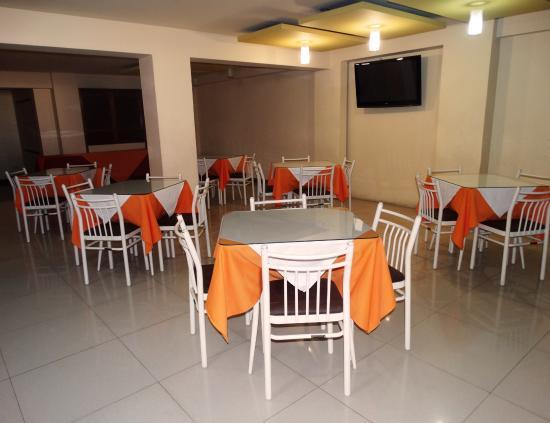 Gran Sipan Hotel: Restaurant