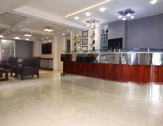 Gran Sipan Hotel: Lobby