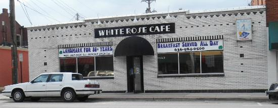 White Rose Cafe in Union MO