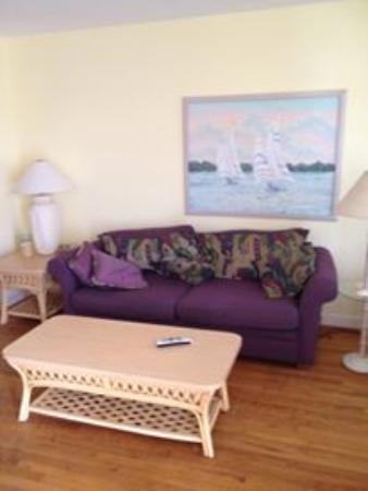 Swashbuckler Motel : Living Room area