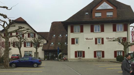 Hotel Chruz: Aussenansicht