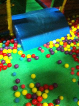 Partyman World Of Play: Call this a ball pool?