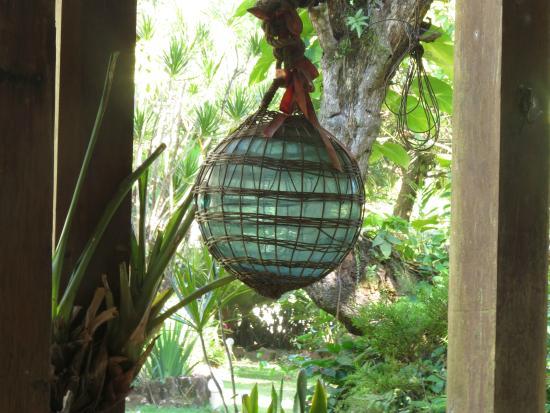 Pousada Girassol: decoração