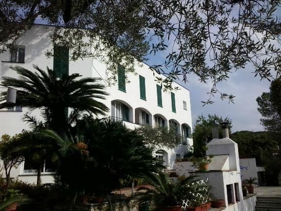 Hotel El Chico : chambres côté sud