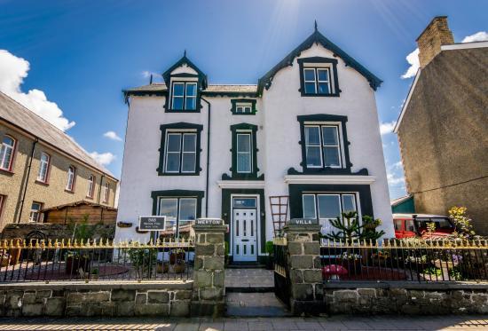 Merton Villa: House
