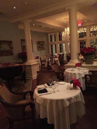Riverbend Inn and Vineyard : Dining Room