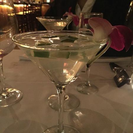 Martini Grill: Cucumber Martini