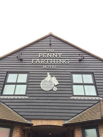 The Penny Farthing Hotel: Penny Farthing