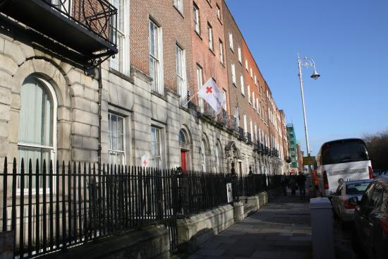 Irish Red Cross Head Office - Powerscourt Gallery