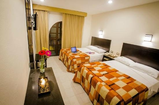 Hotel Colonial: Habitación remodelada