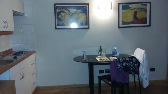 Eurotel El Bosque: apartamento