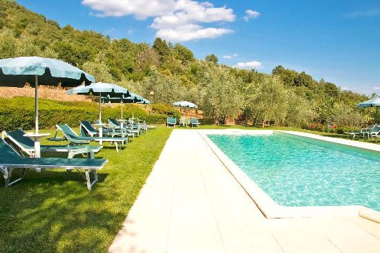 Podere Casarotta: The Swimming Pool