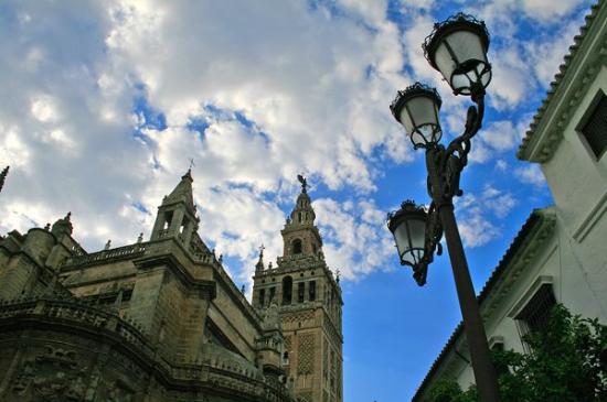 Sevilla Inside