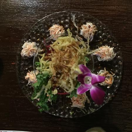 Malakor Thai Cafe: Malakor Roll