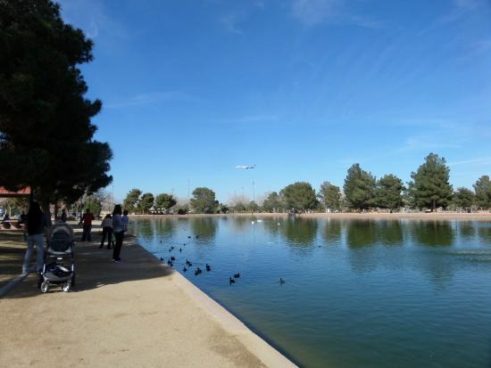 Lovely Lake Picture Of Sunset Park Las Vegas Tripadvisor