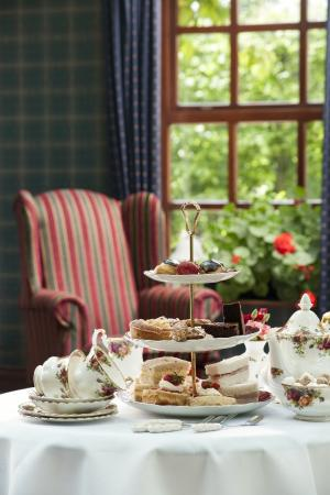 Afternoon Tea in The Foyer