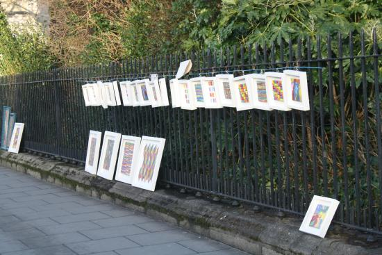 Merrion Square Outdoor Gallery