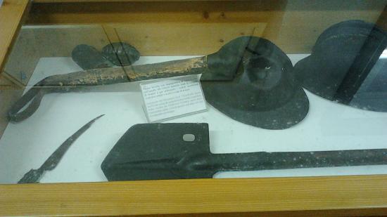 Forte Wohlgemuth di Rivoli Veronese: reperti originali rinvenuti sulla linea del fronte