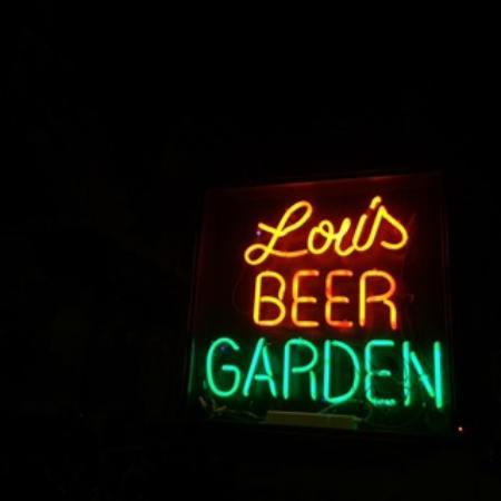 lou's beer garden, the new hotel, miami
